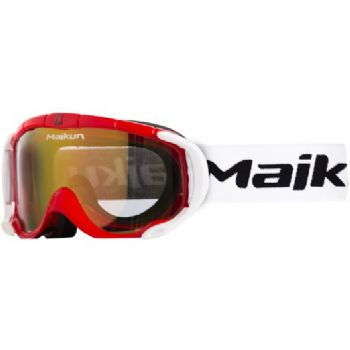 Maikun NET Goggles Red Red Lens